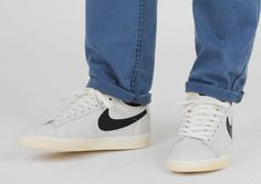 NIKE – S/S 2012 – BLAZER LOW VINTAGE SIZE? EXCLUSIVE | Guillotine