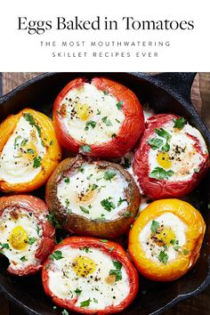 The Most Mouthwatering Skillet Recipes Ever via @PureWow