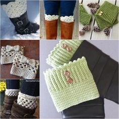 This weather is perfect for wearing the boots ! Crochet boot cuffs makes your style stand out ! They keep you fashion and getting away cold .Here are 18 free patterns for crochet boot cuffs, these boot cuffs are absolutely adorable, it's a great way to add a cute pop of color and crochet to your wardrobe in any season . You can make a bunch of them in different color to match your accessories or dress .And they are an amazing handmade gift for friends and family. Check out these free crochet…