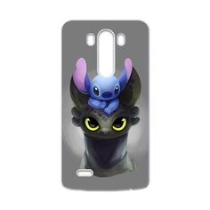 Customizable LG G3 Stitch Toothless Case by AllKinds is meet your favor? Free shipping now, just order it! LG G3 Stitch Toothless Case make you more stylish! ID:7755-205188