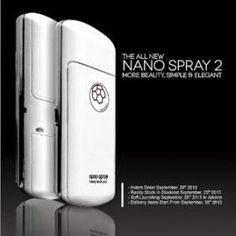 Nano Spray 2, Nano Spray MCI, Nano Spray original, Nano Spray asli.