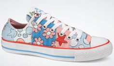 I have these, Dr Seuss Circus Converse, I ordered 2 different pairs from Canada