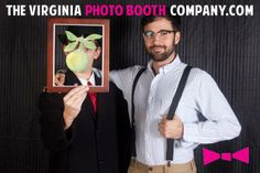 Halloween party photo booth, The Virginia Photo Booth Company