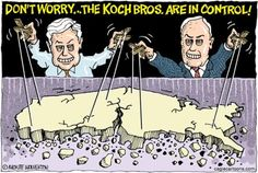 "Charles Koch might not like Donald Trump, but he still loves conservative ideas and wants all of us to unite around his brand of conservatism. So to that end, he's launching another ""Love the Billionaires"" tour, so he can sell all of us on his special ideas about free markets and such."