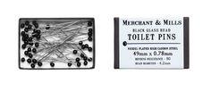 Merchant & Mills Heavy Fabric Pins - Kaufmann Mercantile