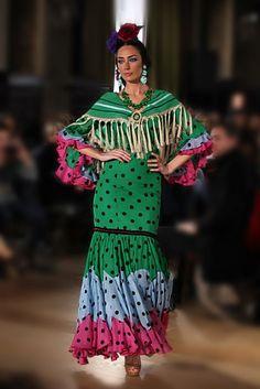 Flamenca Pol Núñez - COLECCIONES PARA OTRAS PASARELAS