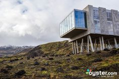 14 Stunning Design Hotels That Are True Feats of Architecture - ION Luxury Adventure Hotel