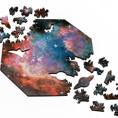 You can get a custom made puzzle featuring any image you choose!