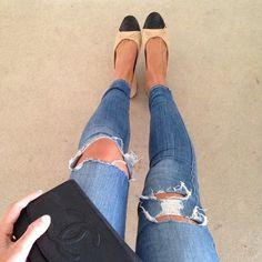 Chanello #denim #Chanel by tashsefton