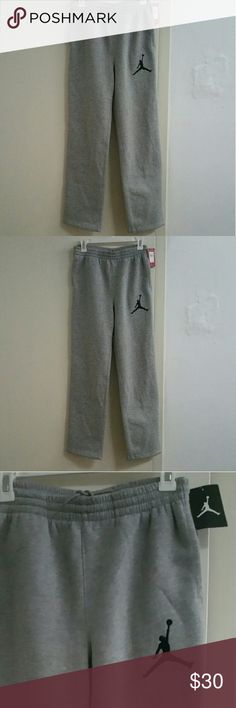 Kids Air Jordan sweat pants XL ,fits to 13-15 Ages New with tag, sweat pants Nike Bottoms Sweatpants & Joggers