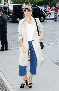 9 Outfits That Prove Dressing in Your 30s Is the Best via @WhoWhatWearUK