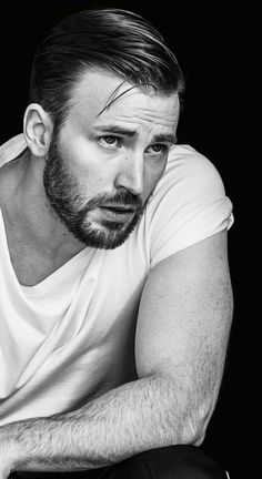 Chris Evans.  Arms.  Please pull my hair and call me filthy names.