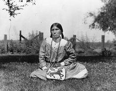 Yakama Dress | Yakama woman named Retta Billy