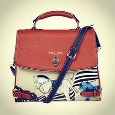 BEANPOLE BROWN BAG! ONLY IDR 275K visit us on www.chantiqbutik.com chantiqbutik's photo