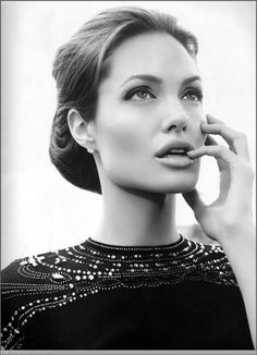 Angelina Jolie: an incredible woman, who too often just gets credited for her beauty and mothering addiction, when she is a talented actress and a great UN ambassador.