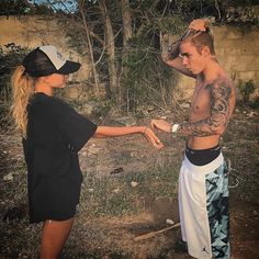 Justin Bieber Gets Playful With Hailey Baldwin On Instagram