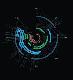 Resume Timeline Infographic