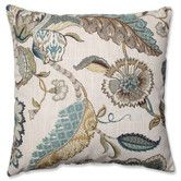 """$21.99 18 x 18"""" Also comes in other sizes.  Found it at Wayfair - Finders Keepers Cotton Throw Pillow"""