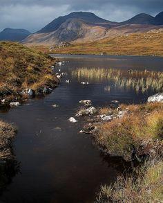 Beinn Tarsuinn, Highlands, Scotland