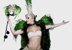 A cantora Claudia Leitte foi anunciada pela Mocidade Independente de Padre Miguel como a nova rainha de bateria da agremiação.
