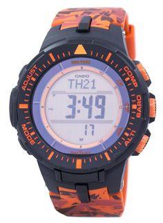Часы Casio PRG-300CM-4E Часы Casio W-215H-7A