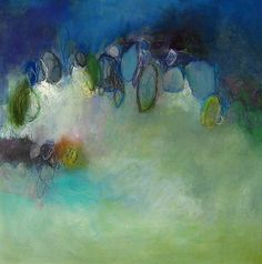 Mary Ann Wakeley - 2011 - paintings in mixed media