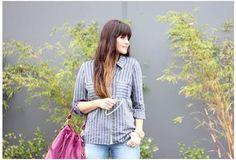 The Emily Button Down! #denim #fashion #style #getitnow
