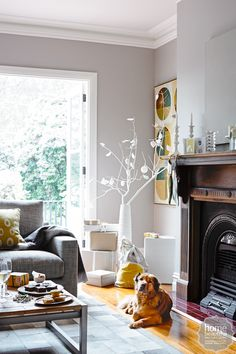 Seasonal splendour: a festive country home- Australian Home Beautiful Magazine