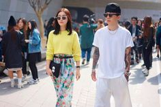 http://chicerman.com  billy-george:  Street Seoul Fashion Week Photo by Fucking Young!  #streetstyleformen