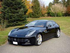 2011 Ferrari FF #ferrariclassiccars