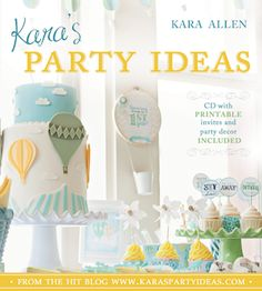Colorful Rainbow Vintage1st Birthday Party Celebration! - Kara's Party Ideas - The Place for All Things Party