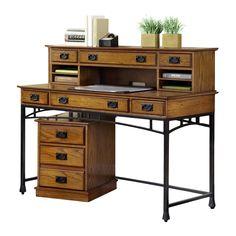 Unique Modern Craftsman Desk