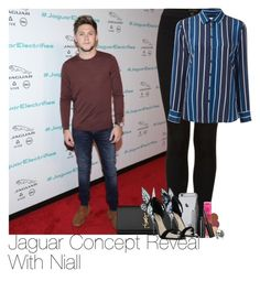 """""""Niall~#55"""" by lauren-beth-owens ❤ liked on Polyvore featuring Topshop, Yves Saint Laurent, Anastasia Beverly Hills, Equipment, Jeffree Star, Marc Jacobs, Sophia Webster, Ugo Cacciatori and NiallHoran"""