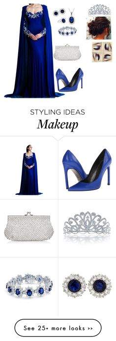 """Queen for the day"" by sophie107 on Polyvore featuring mode, Johnathan Kayne, Bling Jewelry, La Preciosa, Allurez, Stuart Weitzman, Tiffany & Co., Monsoon, Blue en lady"