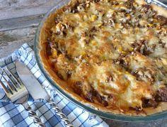 Svinefilet i ovn med sopp og fløtesaus - Fra mitt kjøkken Taco Pie, Macaroni And Cheese, Nom Nom, Pork, Meat, Chips, Ethnic Recipes, Kale Stir Fry, Taco Cake