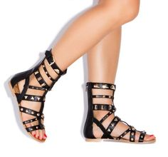 Gladiator Sandals from @ShoeDazzle