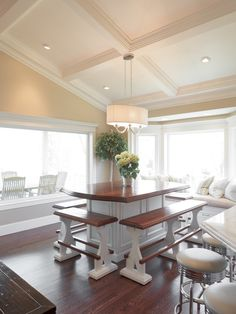 Tray Ceiling Design, Pictures, Remodel, Decor and Ideas - page 21