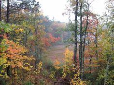Hayward, WI : A beautiful fall day in Hayward, Wisconsin