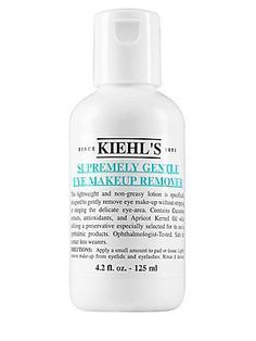 Kiehl's Since 1851 Gentle Eye Makeup Remover/4.2 oz. - No Color