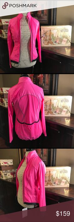 Lululemon Paceline Jacket-Pink, Size 6 Lululemon Paceline Jacket-Pink, Size 6
