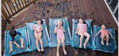 Les enfants apprécient grandement ces coussins remplis d'eau notamment en été. Il suffit de suivre les...