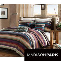 Madison Park 'Sequoia' 6-piece Coverlet Set $99.99
