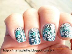 Manias da Diva: #Unhas decoradas