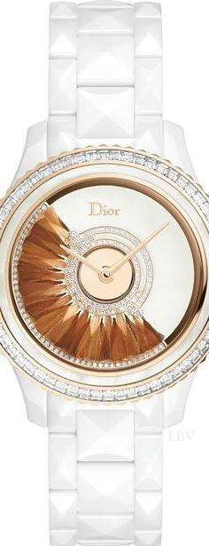 Emmy DE * Dior VIII Grand Bal watch