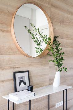 Натуральные материалы и запах весны: светлая квартира в Мадриде | Пуфик - блог о дизайне интерьера