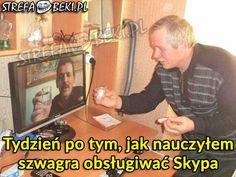 Szwagry na Skypie