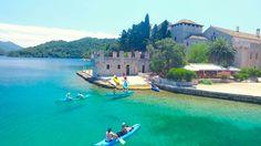 Day 1: Welcome to Paradise, Mljet Croatia | VLOG 03