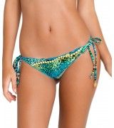 Luli Fama Perla Del Caribe Crystallized Wavey Brazilian Tie Side Bottom