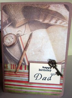 Card for Dad:)