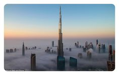 Rising about the clouds: The world's tallest building peaks above the mist as Dubai's skyscrapers are dwarfed by stunning sea of fog ➤ http://www.dailymail.co.uk/news/article-2219800/Rising-clouds-The-worlds-tallest-building-peaks-mist-Dubais-skyscrapers-dwarfed-stunning-sea-fog.html - Mail Online - 2012 10 18